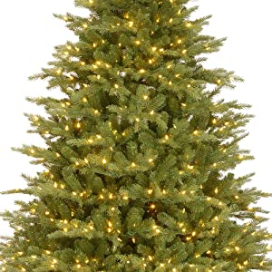 sparkling lights that add to the charm - Pre Lit Christmas Trees Amazon