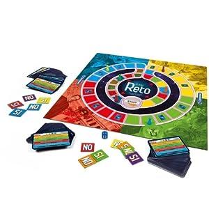 Clementoni-El Gran Reto, Multicolor (552719): Amazon.es: Juguetes y juegos