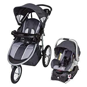 Baby Trend Cityscape Jogger Travel System, Moonstone 1