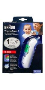 Braun; Thermoscan; IRT6520; auriculaire