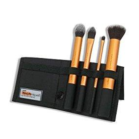 4751bbd2f Real Techniques Core Collection Set Brushes: Contour, Pointed Foundation,  Detailer, Buffing.