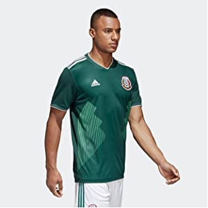 b127b69780b00 Jersey Oficial Selección de México Local para Hombre  Amazon.com.mx ...