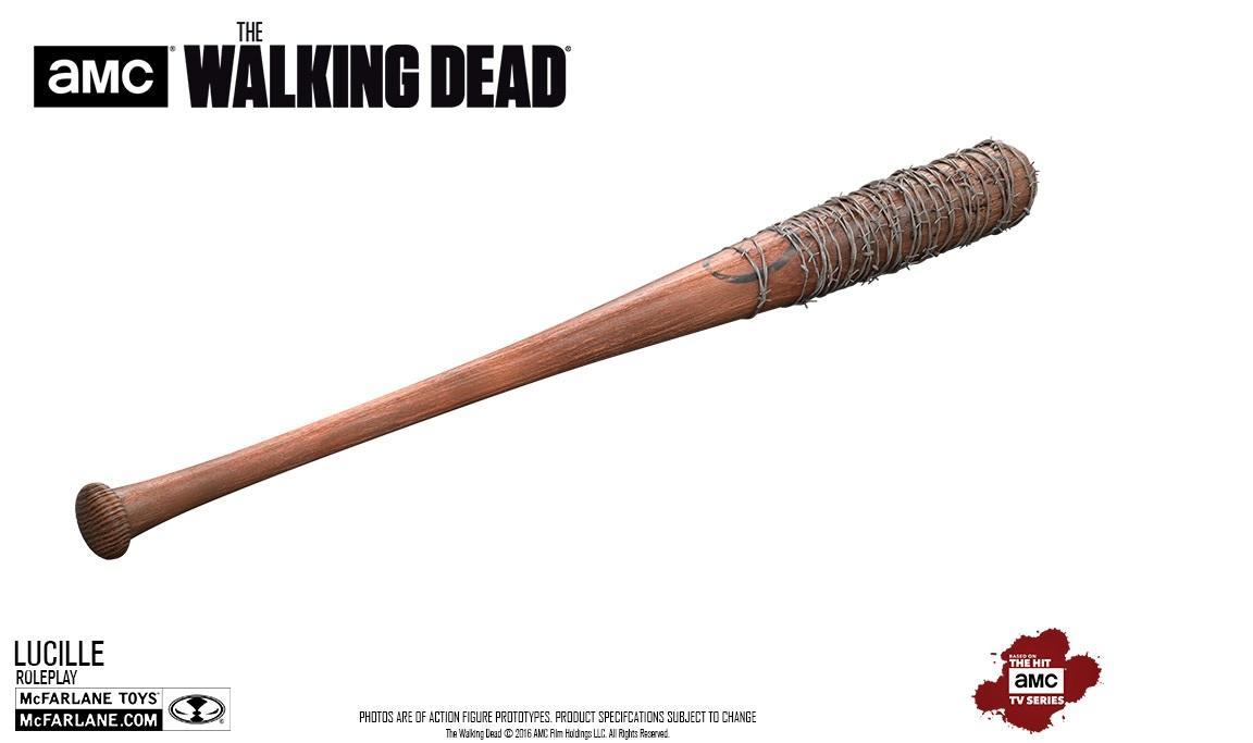 Negan Lucille Bat Prop//Replica ***Key Chain*** ~~The Walking Dead~~***NEW***