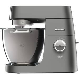 Robot de cuisine Kenwood Chef Titanium XL, 6,7 litres, 1700 W, argent, KVL8472S