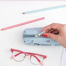 Mr; Wonderful Woa09079Em Estuche Pencils & Pens To Give Your Wi-Fi A Break