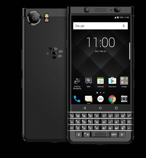 Details about New Launch BlackBerry KEYone (LIMITED EDITION) Unlocked Dual  SIM (4G+4G)- BLACK