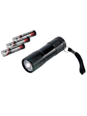 ANSMANN Action 9 kleine Taschenlampe  5016243