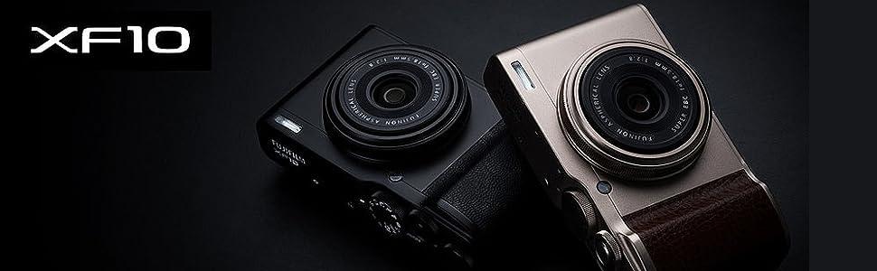 Fujifilm XF10, Cámara Digital, 1, Dorado: Amazon.es: Electrónica