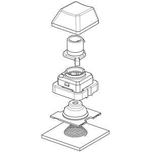 東プレ REALFORCE SA R2 テンキーレス 静音/APC機能付き 日本語 静電容量無接点方式 USB 昇華印刷 墨 かな表記なし ブラック R2TLSA-JP3-BK