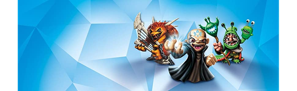Skylanders: Trap Team - Triple Pack 1 (Chopper, Funny Bone ...