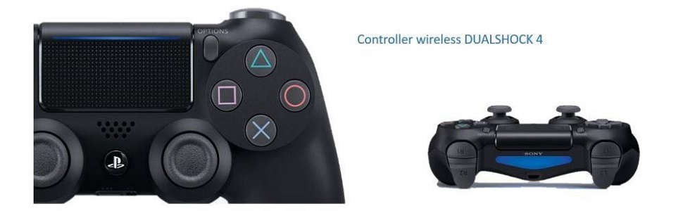 Sony PlayStation 4 Pro 1TB Negro 1000 GB Wifi - Videoconsolas (PlayStation 4 Pro, Negro, 8192 MB, GDDR5, GDDR5, AMD Jaguar): Amazon.es: Videojuegos