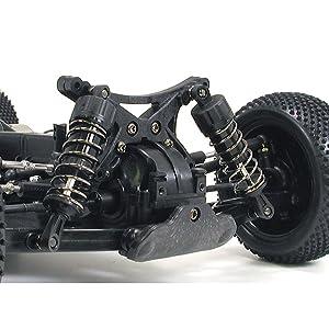 タミヤ 1/10 電動RCカーシリーズ No.395 DB01 ドゥルガ オフロード 58395