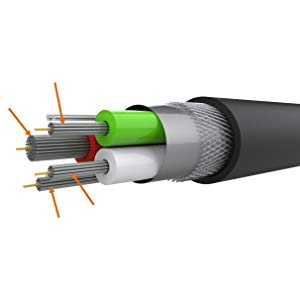 Amazonベーシック ライトニングケーブル USB A MFi認証済み 3m (10フィート) 白