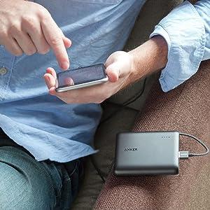 Anker PowerCore 13000 mAh Portable Charger 2 Port Powerbank