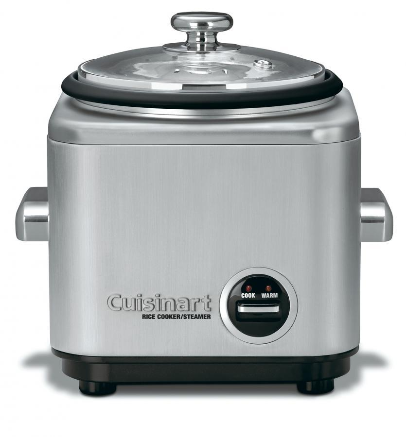 amazon com cuisinart crc 400 4 cup rice cooker stainless steel rh amazon com Cuisinart Rice Cooker Plus Multi Steam Cuisinart Rice Cooker Plus Multi Steam