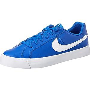 Nike Court Royale Ac Mens Shoes, (Game Royal/White 400), 10 UK (45 EU)