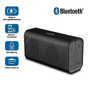 Portable Speaker Philips BT106