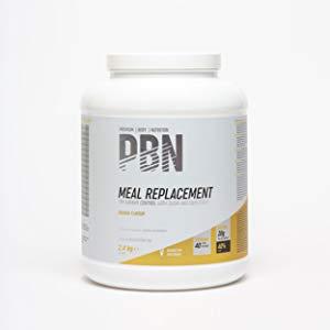 PBN - Sustitutivo de comidas, bote de 2.4 kg (sabor plátano)