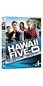 Hawaii Five-0 シーズン7 DVD-BOX Part1(6枚組)