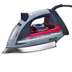 Amazon.com: Shark Steam Iron Red: Home & Kitchen