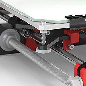 BQ Hephestos - DIY Impresora 3D (resolución hasta 300 micras, velocidad 80-100 mm/s, micro-USB tipo B, pantalla LCD)