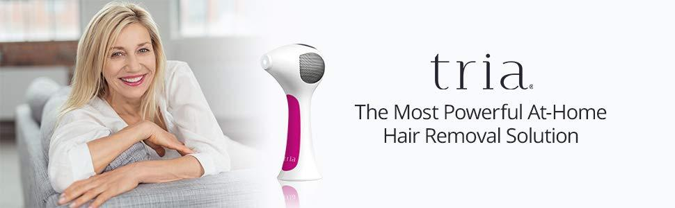tria hair removal solution