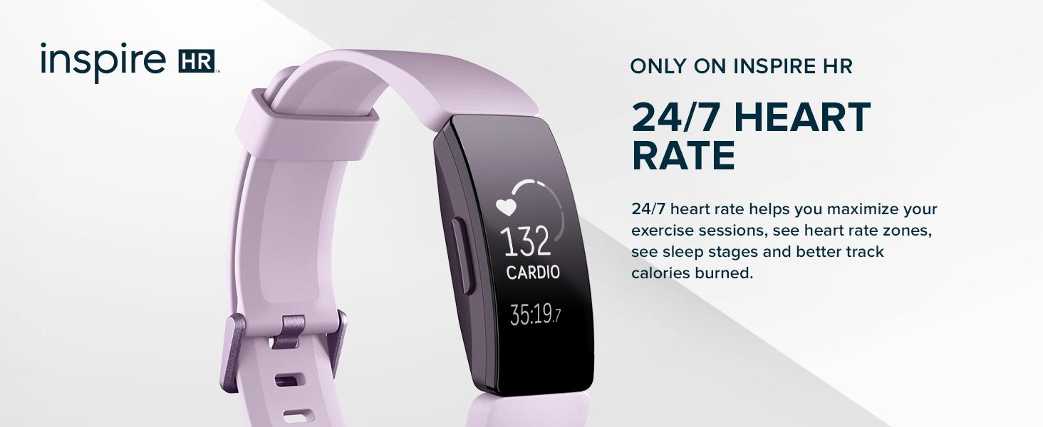 24/7 heart rate