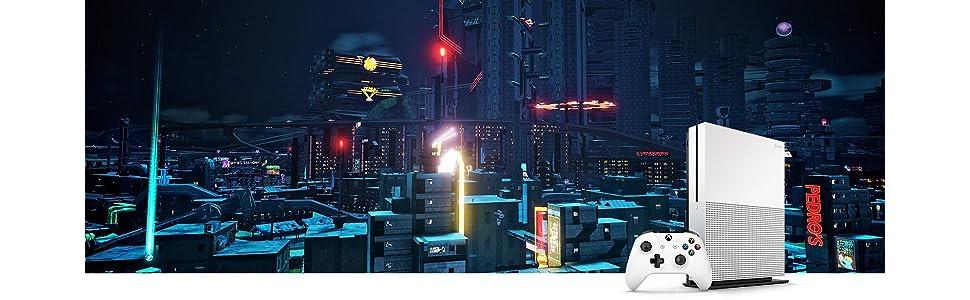 Microsoft Xbox One S - Consola 1 TB + Sea Of Thieves: Amazon ...