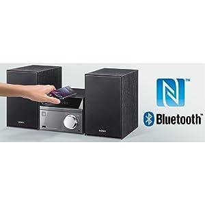 Sony Hi-Fi System with Bluetooth