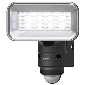 RITEX LEDセンサーライト(5Wワイド) 「コンセント式」