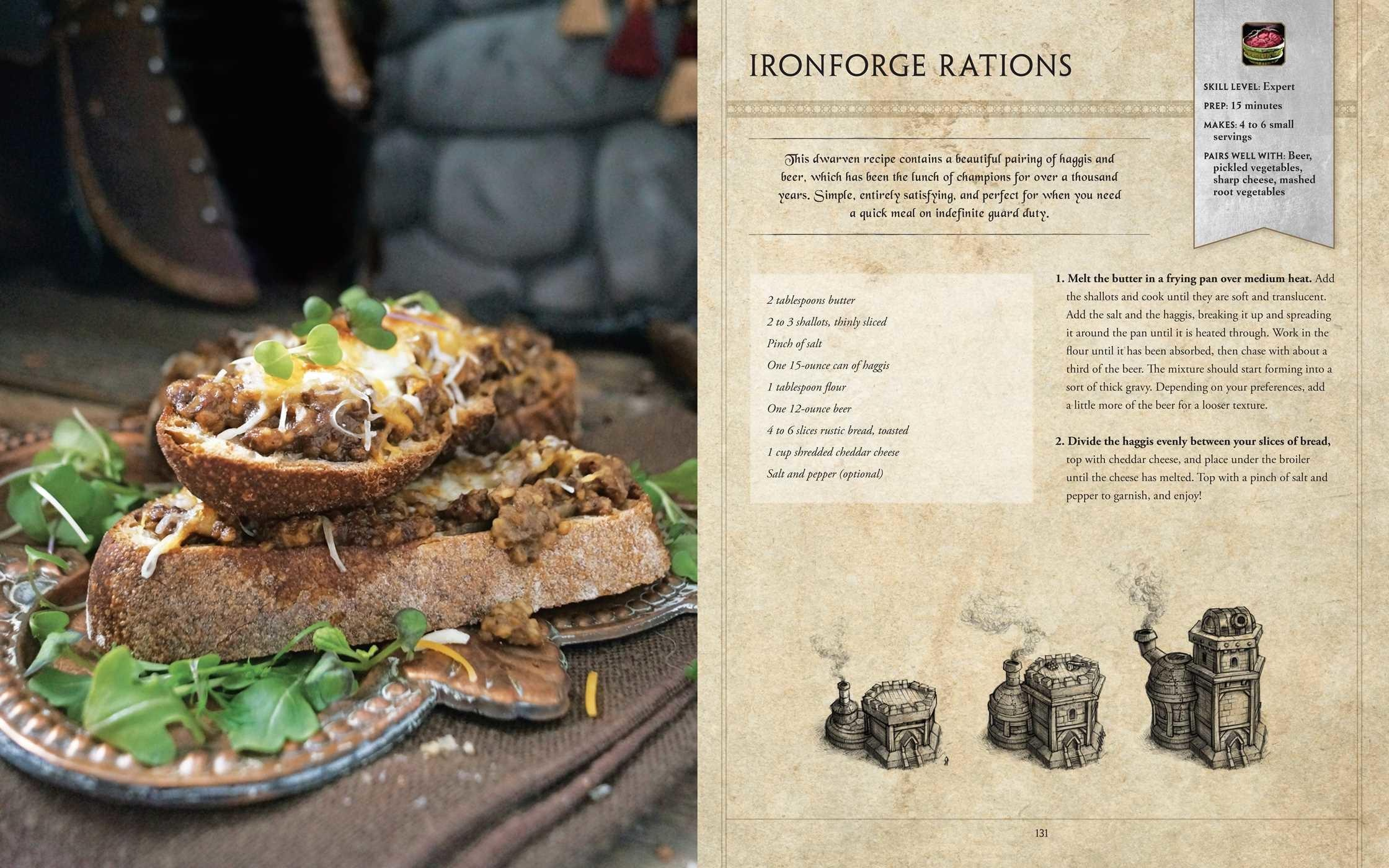 WORLD OF WARCRAFT: THE OFFICIAL COOKBOOK: CHELSEA MONROE
