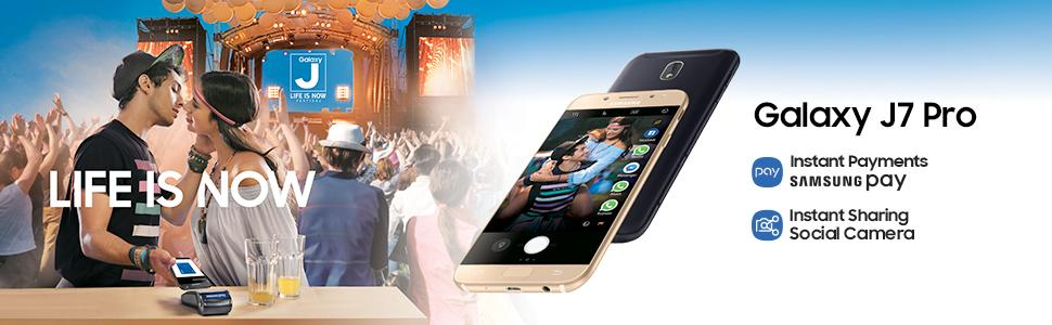 Samsung Galaxy J7 Pro SM-J730GM (Black, 64GB)