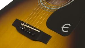 Epiphone FT-100 Player Pack - Pack guitarra acústica, color bronce