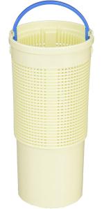 SANEI 流し排水栓カゴ 穴の目が細かい ゴミ受け 77mm PH6500F-1
