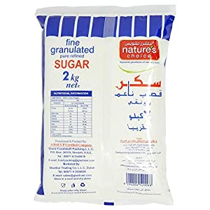 Natures Choice Fine Granulated Sugar
