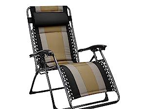 Zero-Gravity Patio Chair