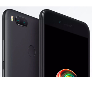 Xiaomi Mi A1 Dual Sim - 64GB, 4GB RAM, 4G LTE, Black - International