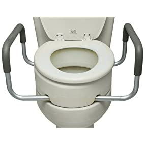 Amazon Com Essential Medical Supply Toilet Seat Riser