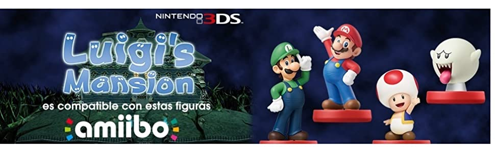 Luigis Mansion: Nintendo: Amazon.es: Videojuegos
