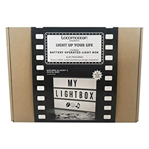 Locomocean light up your life cinematic a4 lightbox - Lightbox amazon ...