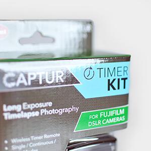 Hähnel Hl C Canon Tim Captur Timer Kit Schwarz Kamera