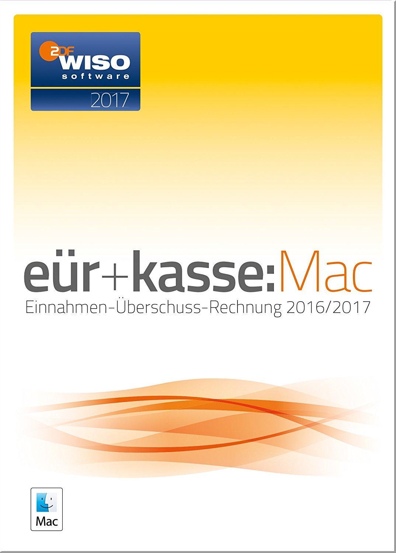 WISO eür+kasse:mac 2017 [Mac Download]: Amazon.de: Software
