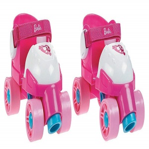 Fisher Price Grow With Me 1 2 3 Roller Skates Pink Toys Games