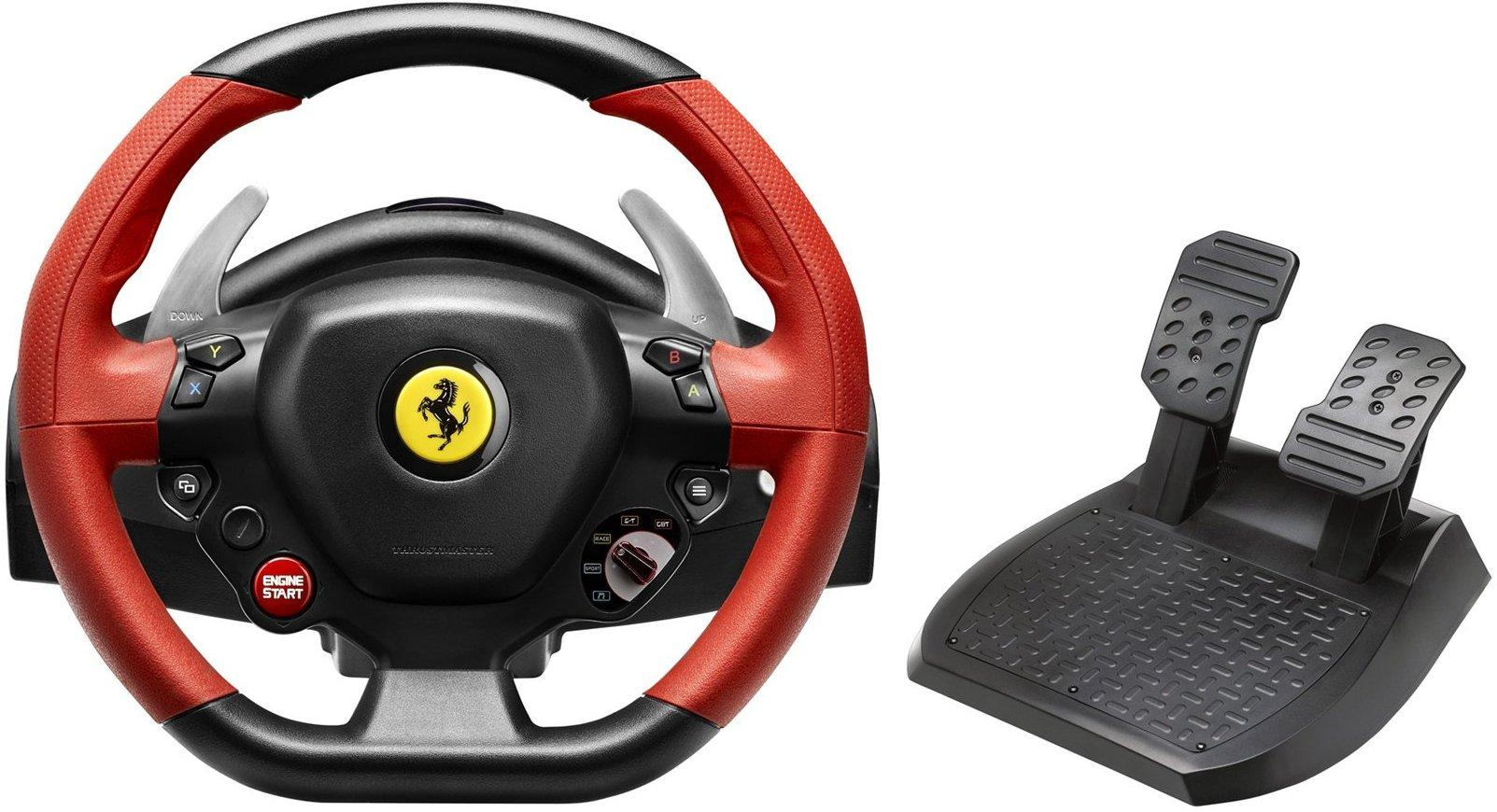 thrustmaster ferrari 458 spider pc drivers download