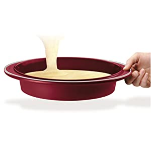 Tefal Proflex Silicone Rectangular Cake Bakeware 24 cm