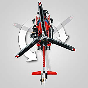 Lego Rescue Helicopter, For 8 Years & Above