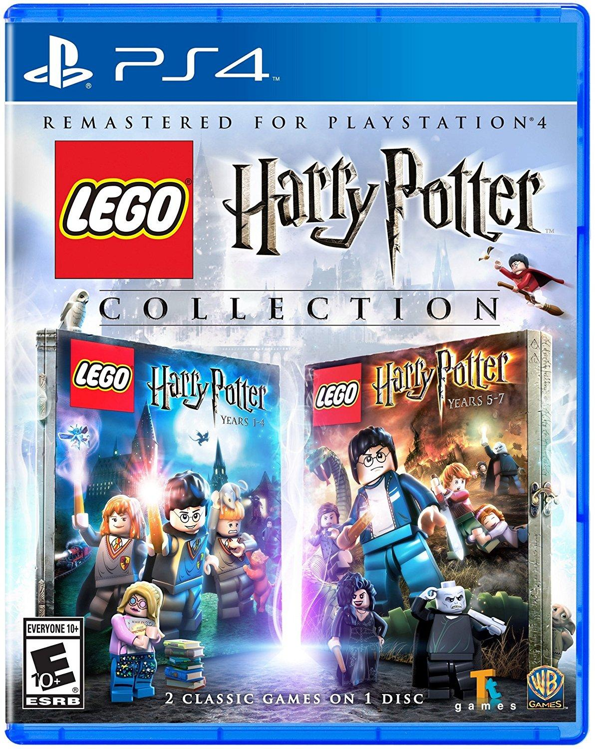 Amazon.com: LEGO Harry Potter Collection - PlayStation 4 ...