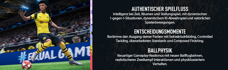 FIFA 20 - Standard Edition - [PlayStation 4]: Amazon.de: Games