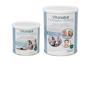 Vitanatur Collagen Antiox Plus ayuda a proteger frente al daño oxidativo y mantener en buen estado piel, huesos y articulaciones