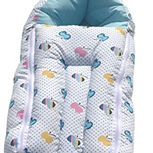 Amardeep and Co Baby Sleeping Bag with Baby Carry Bag